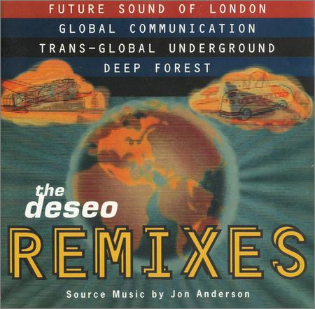 Jon Anderson - The Deseo Remixes (1995)