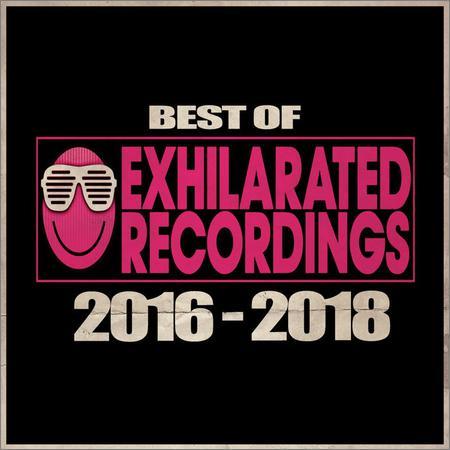 VA - Best Of Exhilarated Recordings 2016-2018 (2CD) (2018)