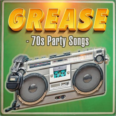 VA - Grease - 70s Party Songs (2018)