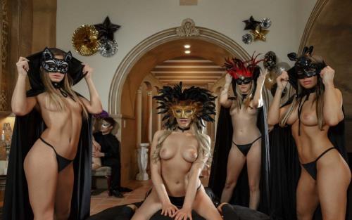 Karla Kush, Kendall Kayden, Mia Malkova, Sydney Cole - Hardcore (FullHD)