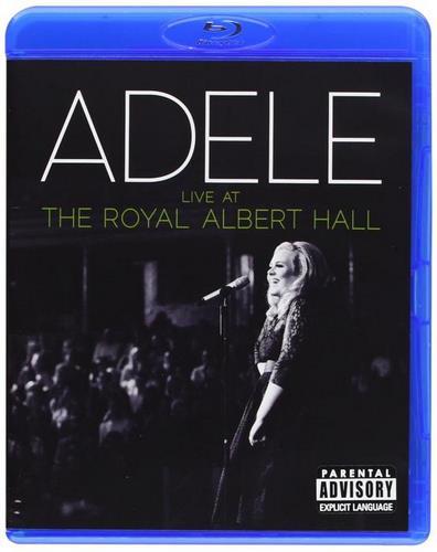 Adele - Live at The Royal Albert Hall (2011, Blu-Ray)