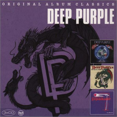 Deep Purple - Original Album Classics  (3CD) (2011)