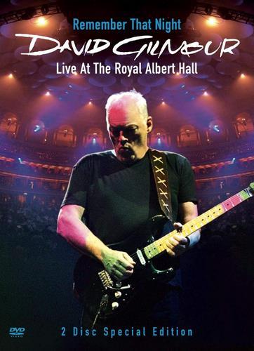 David Gilmour - Remember That Night (2007, BDRip 720p)