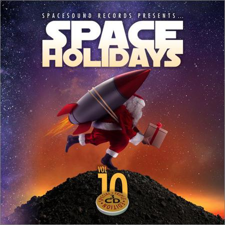 VA - Space Holidays Vol. 10 (2018)