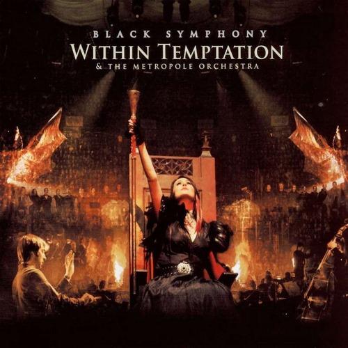 Within Temptation & Metropole Orchestra - Black Symphony (2008, BDRip 1080p)