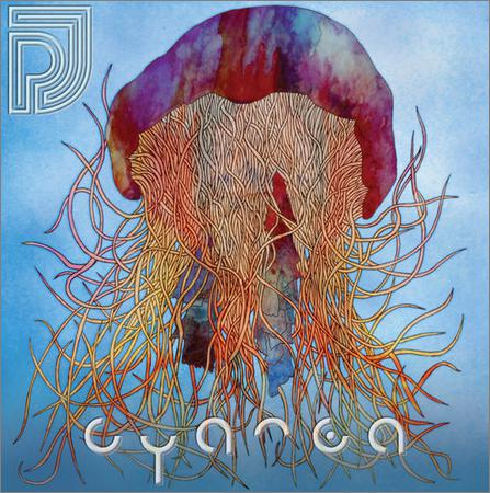 VA - Cyanea (by Psychedelic Jelly) (2018)