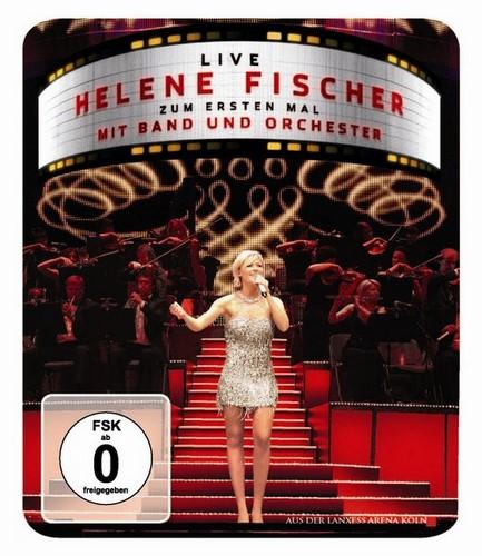 Helene Fischer - Zum ersten Mal mit Band und Orchester (2011, BDRip 1080p)