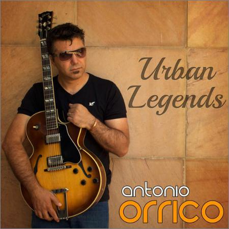 Antonio Orrico - Urban Legends (2018)