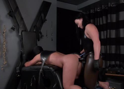 Amateur - Fucked By Mistress Steel (HD)