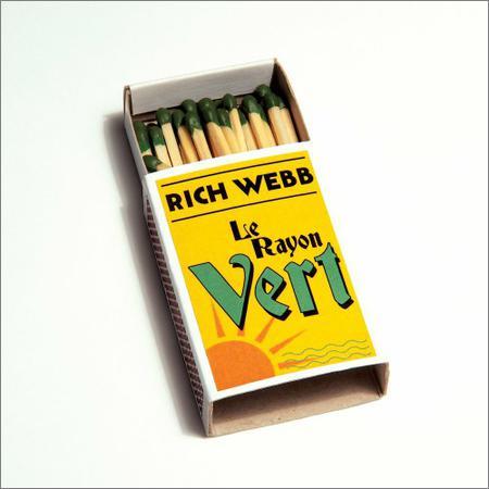 Rich Webb - Le Rayon Vert (2018)