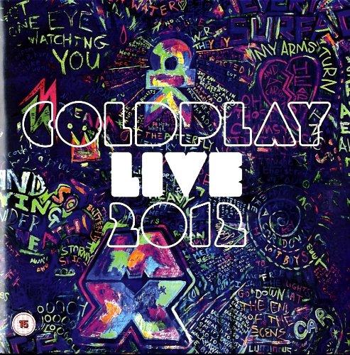 Coldplay - Live 2012 (2012, Blu-ray)