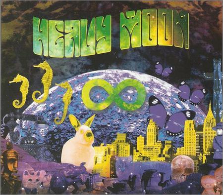 Heavy Moon - Infinity (2007-2018) (2018)