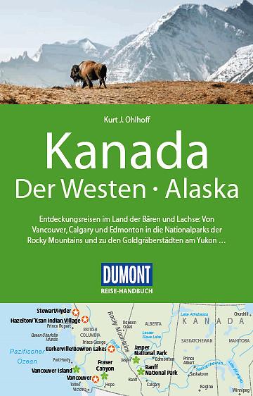 Dumont - Reise-Handbuch - Kanada - Der Westen - Alaska