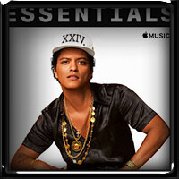 Bruno Mars - Essentials 2018