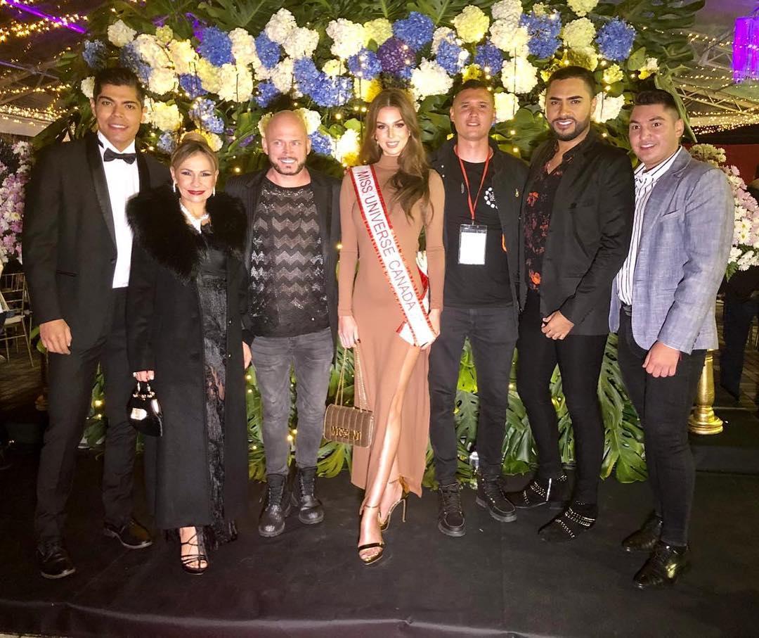 miss universe canada 2018, top 10 de mu 2018, esta em colombia. Cu4qz6kr