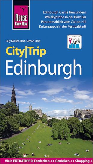 Reisehandbuch - Citytrip - Edinburgh