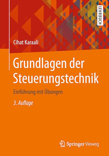 Cover: Grundlagen der Steuerungstechnik