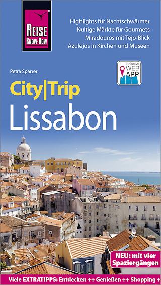 Cover: Reisehandbuch - Citytrip - Lissabon