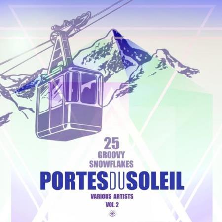 Portes du Soleil, Vol. 2 (25 Groovy Snowflakes) (2019)