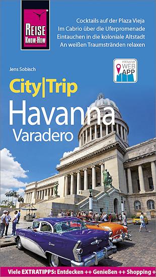 Reisehandbuch - Citytrip - Havanna und Varadero