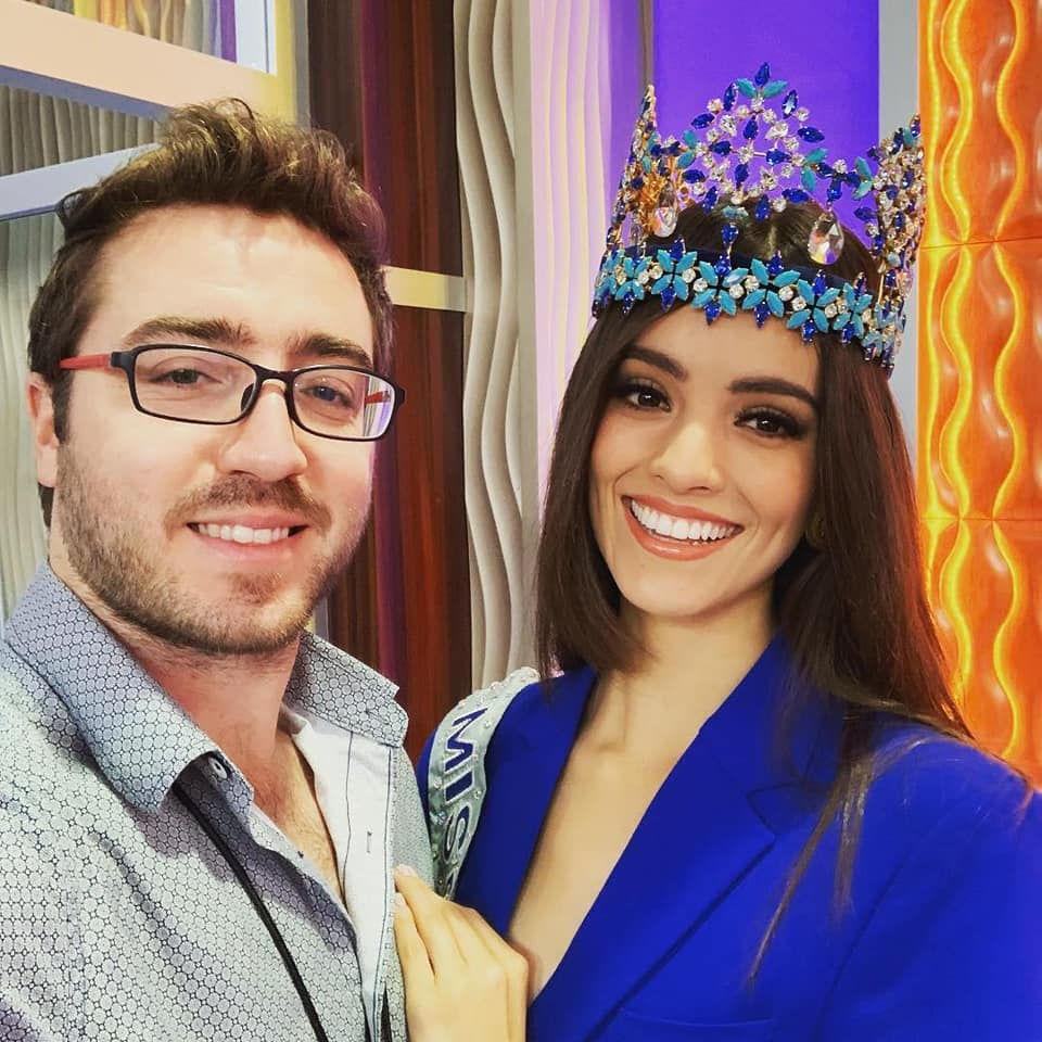 news de miss world 2018. Bmtwrrmx