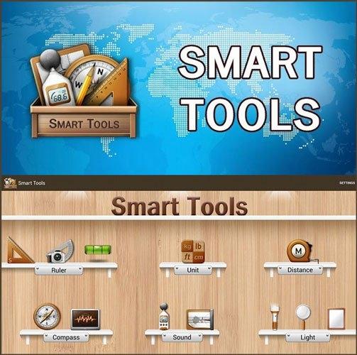 Smart Tools v2.0.11 (2019) Multi/Rus - Набор инструментов