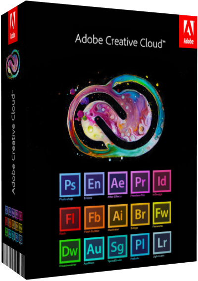 Adobe Creative Cloud Collection CC 2019 (x64) 14.01.2019