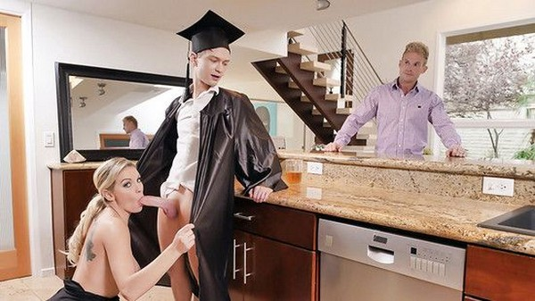 Kenzie Taylor - Cap And Gown Dick Down Cap And Gown Dick Down