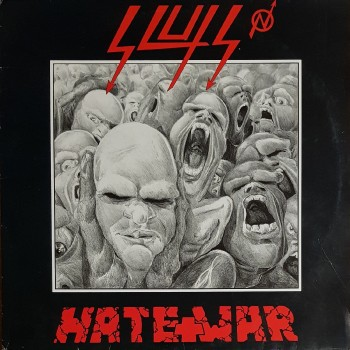 Sluts'n - Hate + War (Vinyl-Rip)