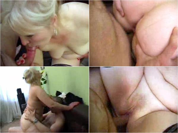 Mom knows how to please her son - Amateurs [MothersSon] (SD 480p)