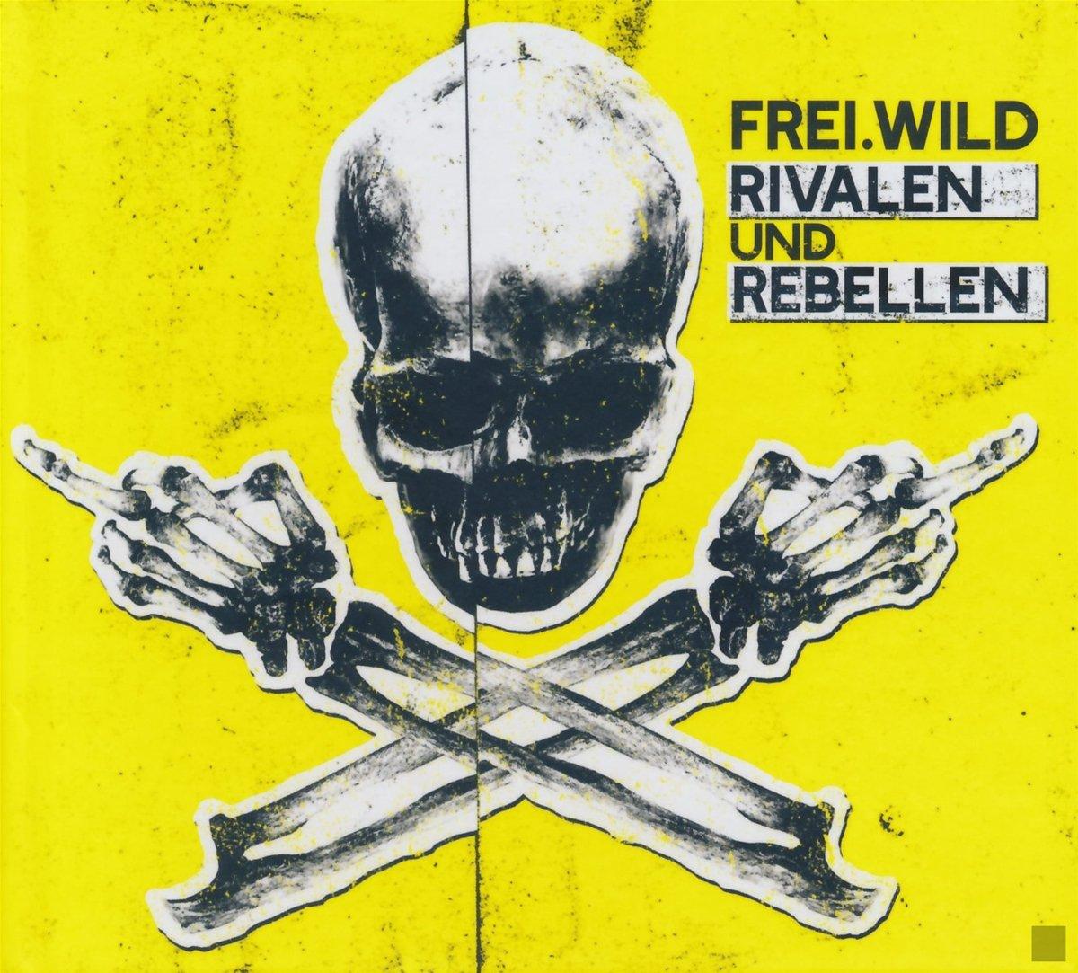 Frei.Wild – Rivalen Und Rebellen (3CDs)