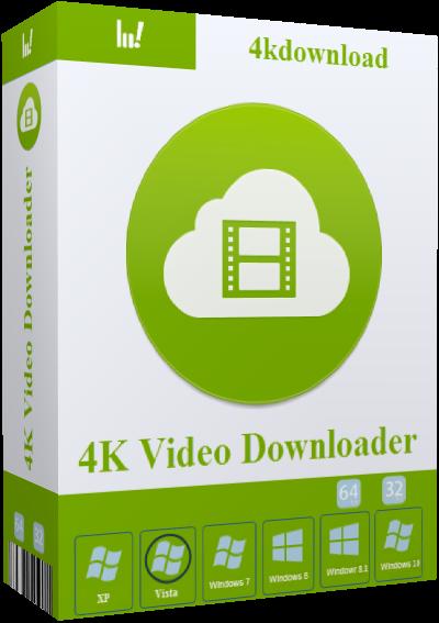 4K Video Downloader v4.9.3.3112 (x32-x64) + Portable