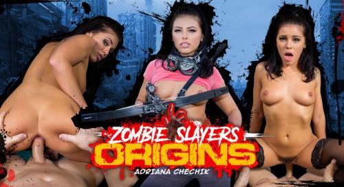 Adriana Chechik - Zombie Slayers: Origins (FullHD)