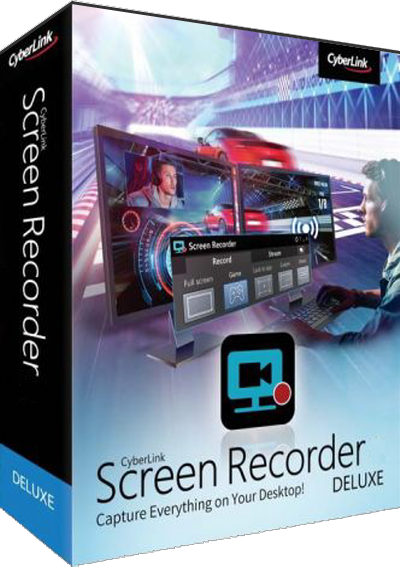 CyberLink Screen Recorder Deluxe v4.0.0.6785