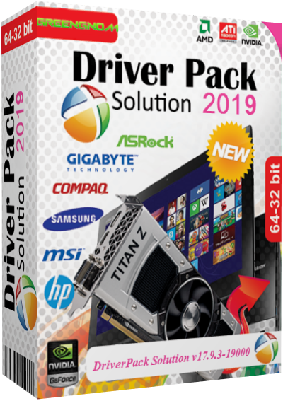 DriverPack Solution v17.9.3-19000 ISO