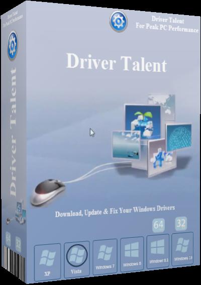 Driver Talent Pro v7.1.18.54 + Portable