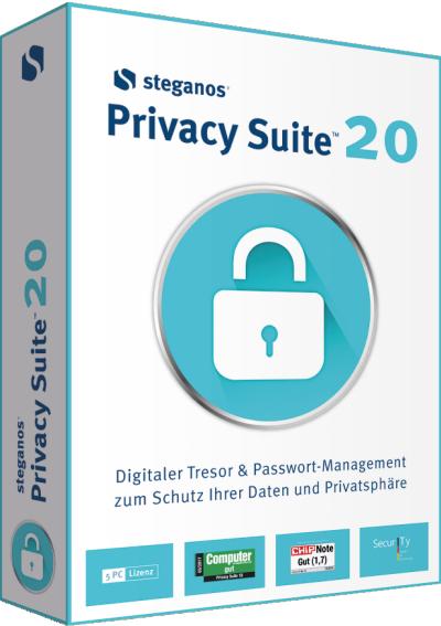Steganos Privacy Suite v20.0.7 Revision 12472