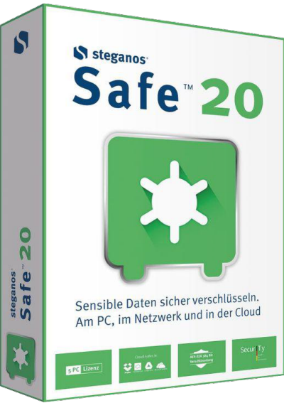 Steganos Safe v20.0.7 Revision 12472