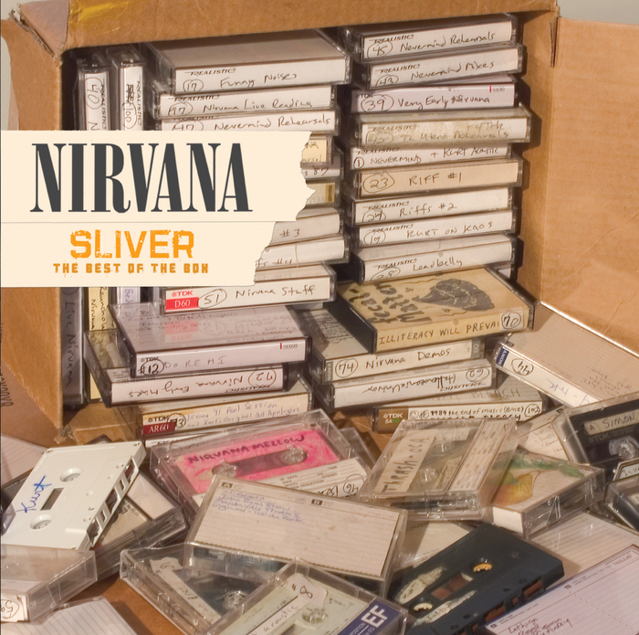 Nirvana – Sliver: The Best Of The Box