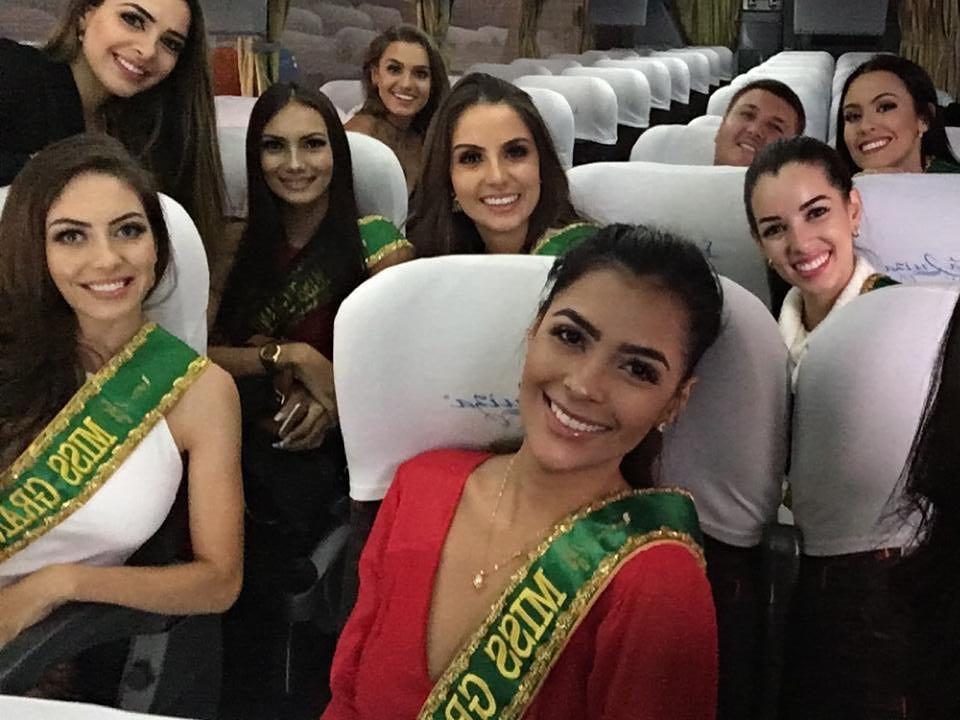 candidatas a miss grand brasil 2019. final: 28 feb. - Página 5 2p2bscro