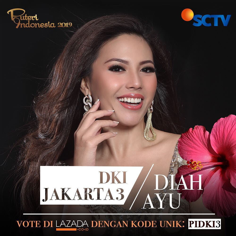 candidatas a puteri indonesia 2019. final: 8 marso. 3xi84b7w