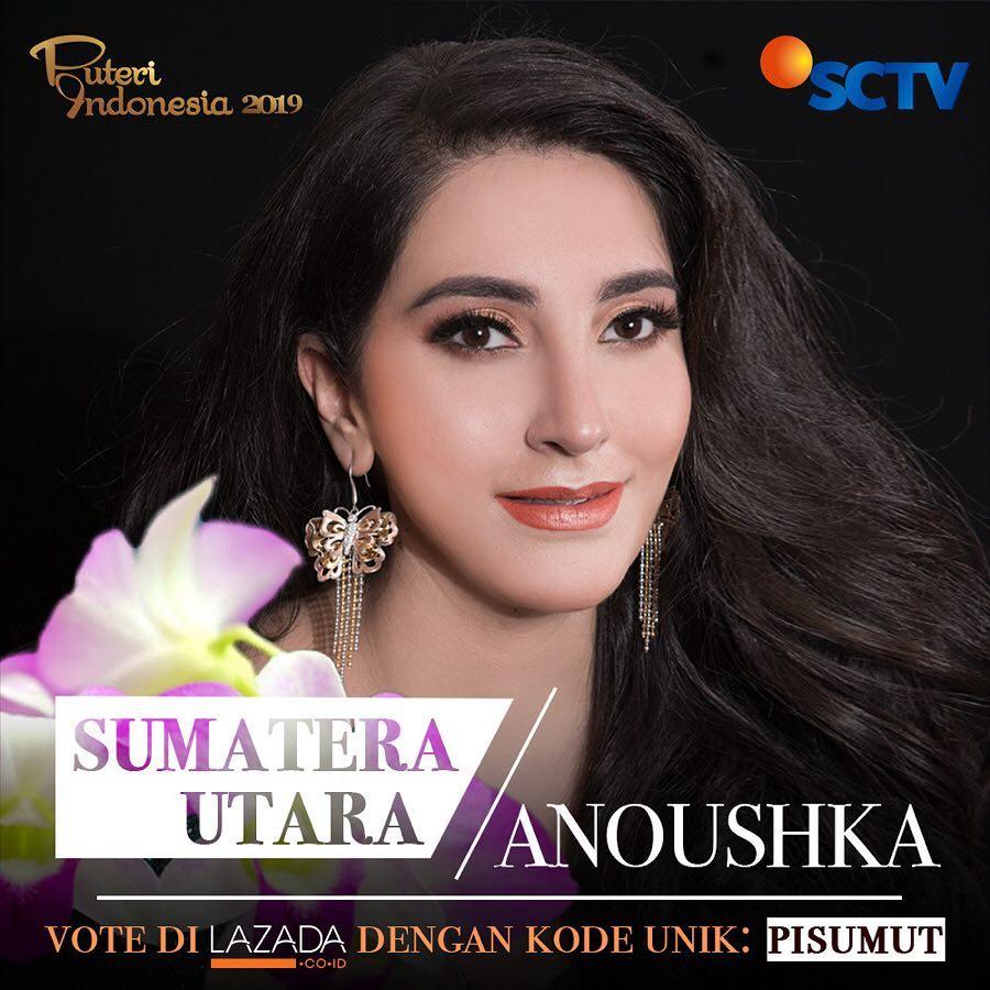 candidatas a puteri indonesia 2019. final: 8 marso. 7rf6qssk