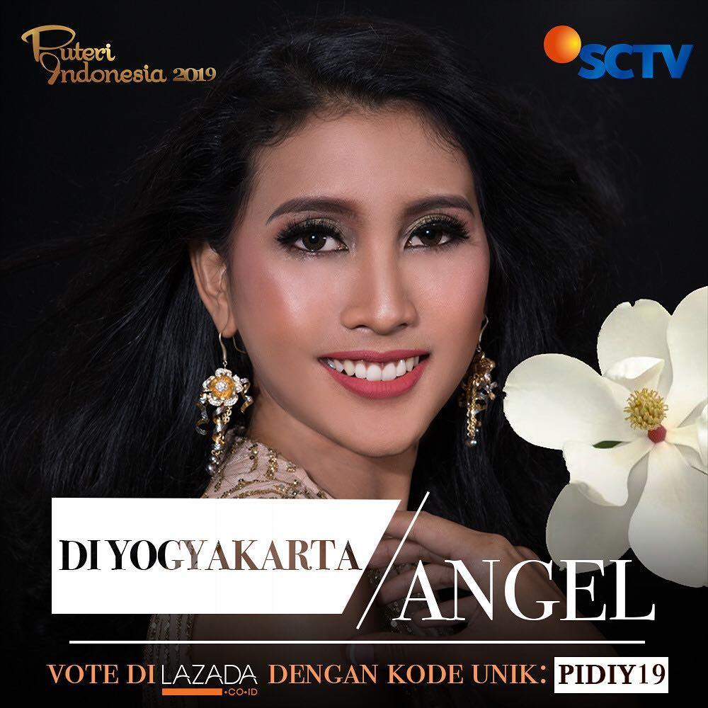 candidatas a puteri indonesia 2019. final: 8 marso. - Página 2 Cofmdyif