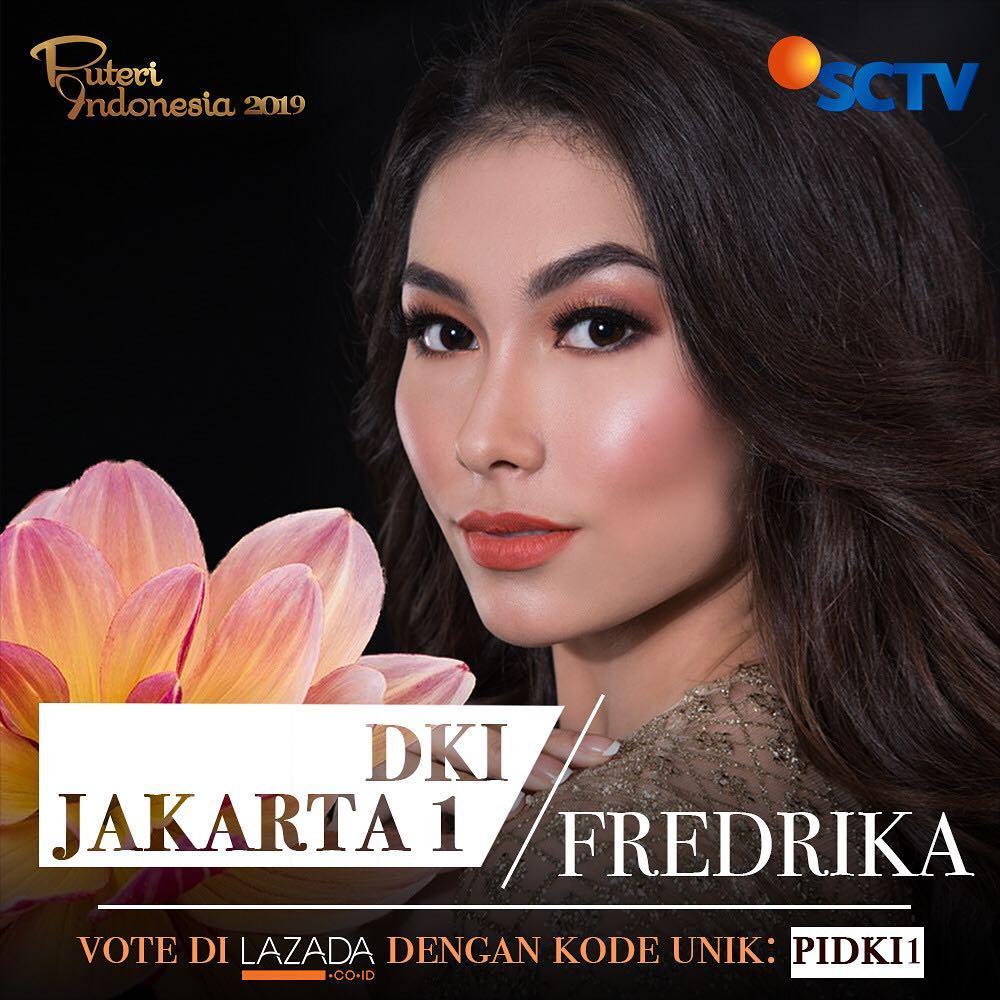 candidatas a puteri indonesia 2019. final: 8 marso. L3p3zbra