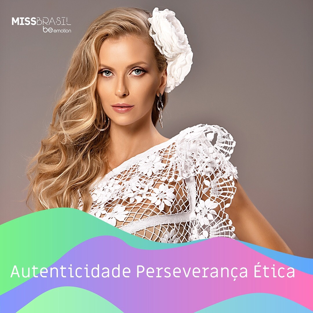 candidatas a miss brasil universo 2019. final: 09 de marso. - Página 5 Poolpt23