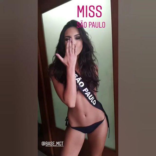 candidatas a miss brasil universo 2019 de bikini.  - Página 3 P47bncug