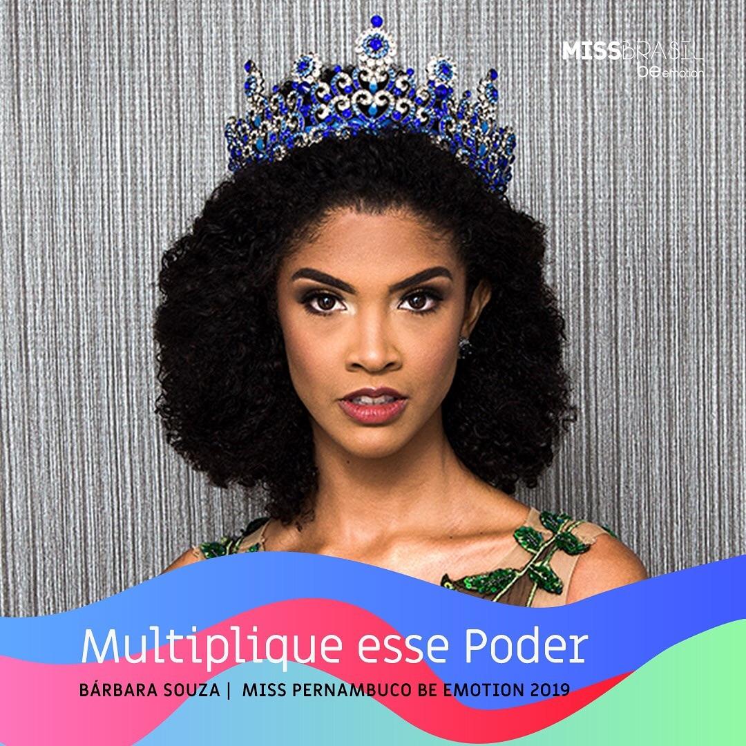 candidatas a miss brasil universo 2019. final: 09 de marso. - Página 6 Pznt9nxv