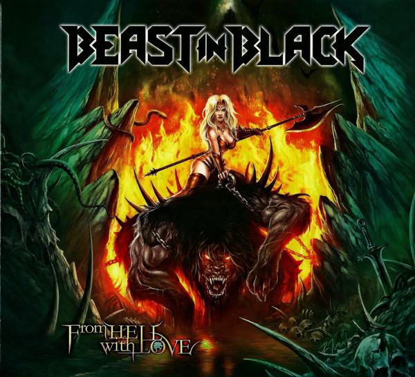 Beast In Black - From Hell with Love (Ltd. Edition)