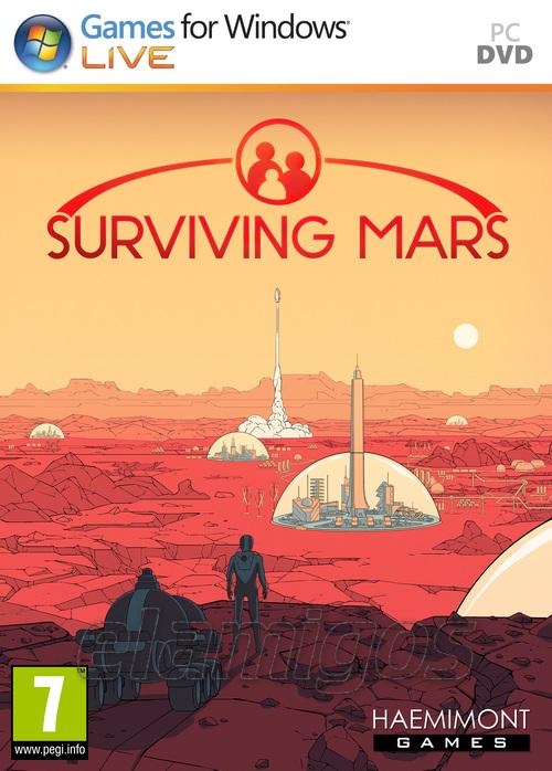 Surviving Mars (2018)