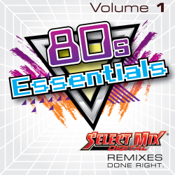 Select Mix - 80s ssentials collection